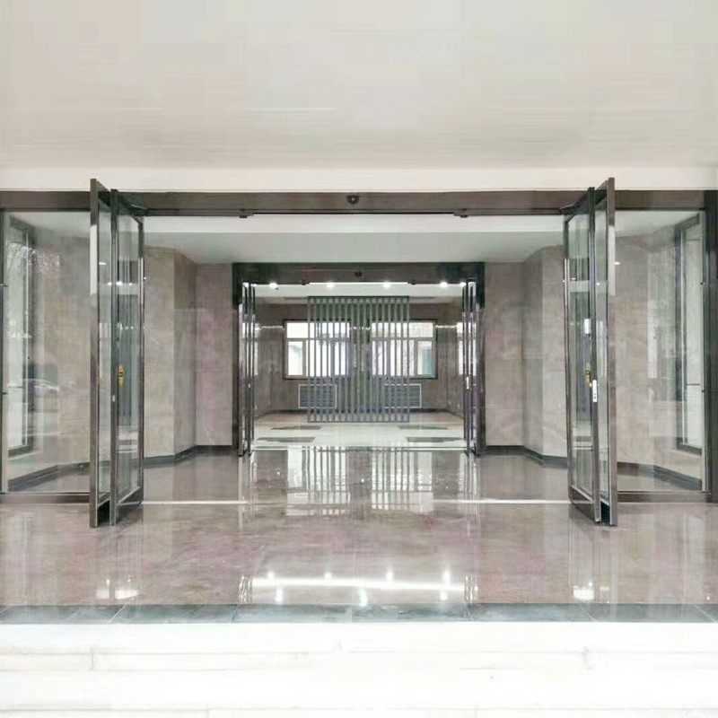 Commercial Full Breakout Automatic Sliding Door