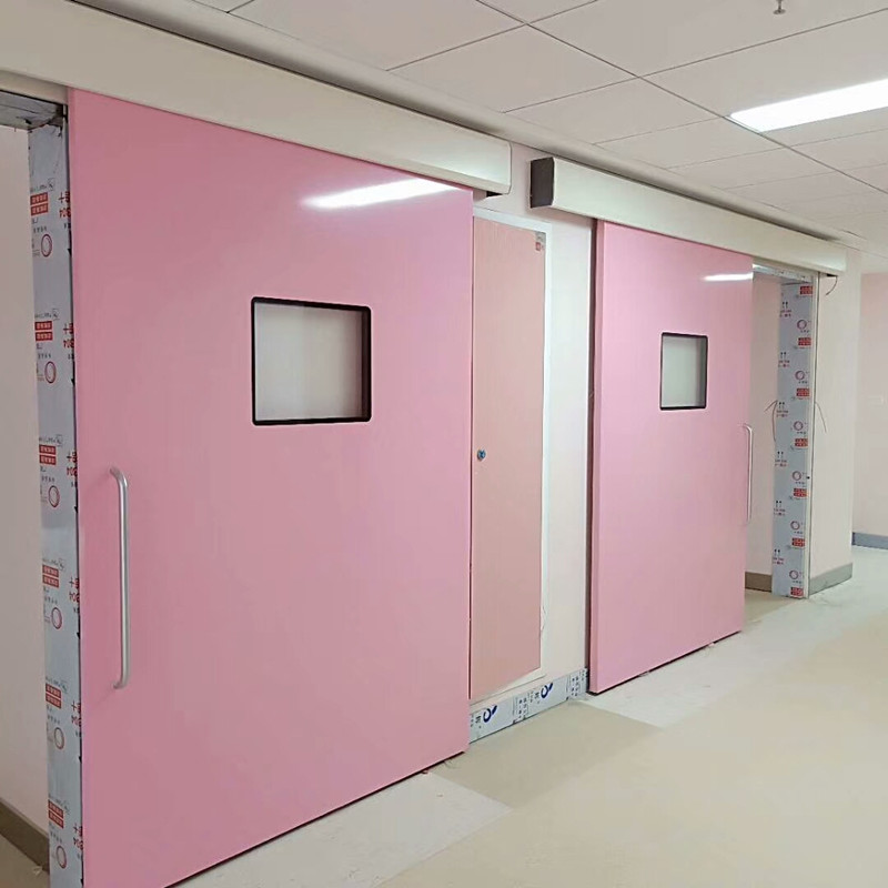 Hospital Hermetic Automatic Sliding Door