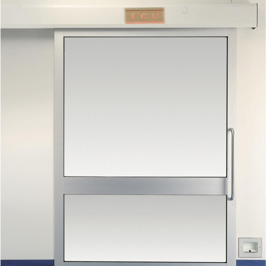 Hermetic ICU Automatic Sliding Door