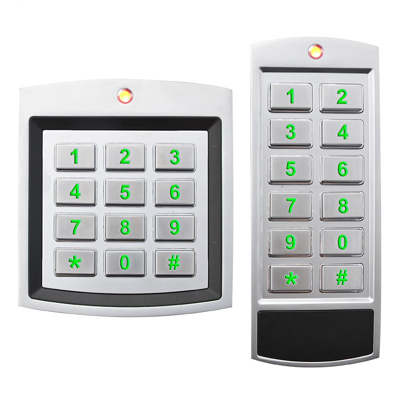 119 Metal Access Control System